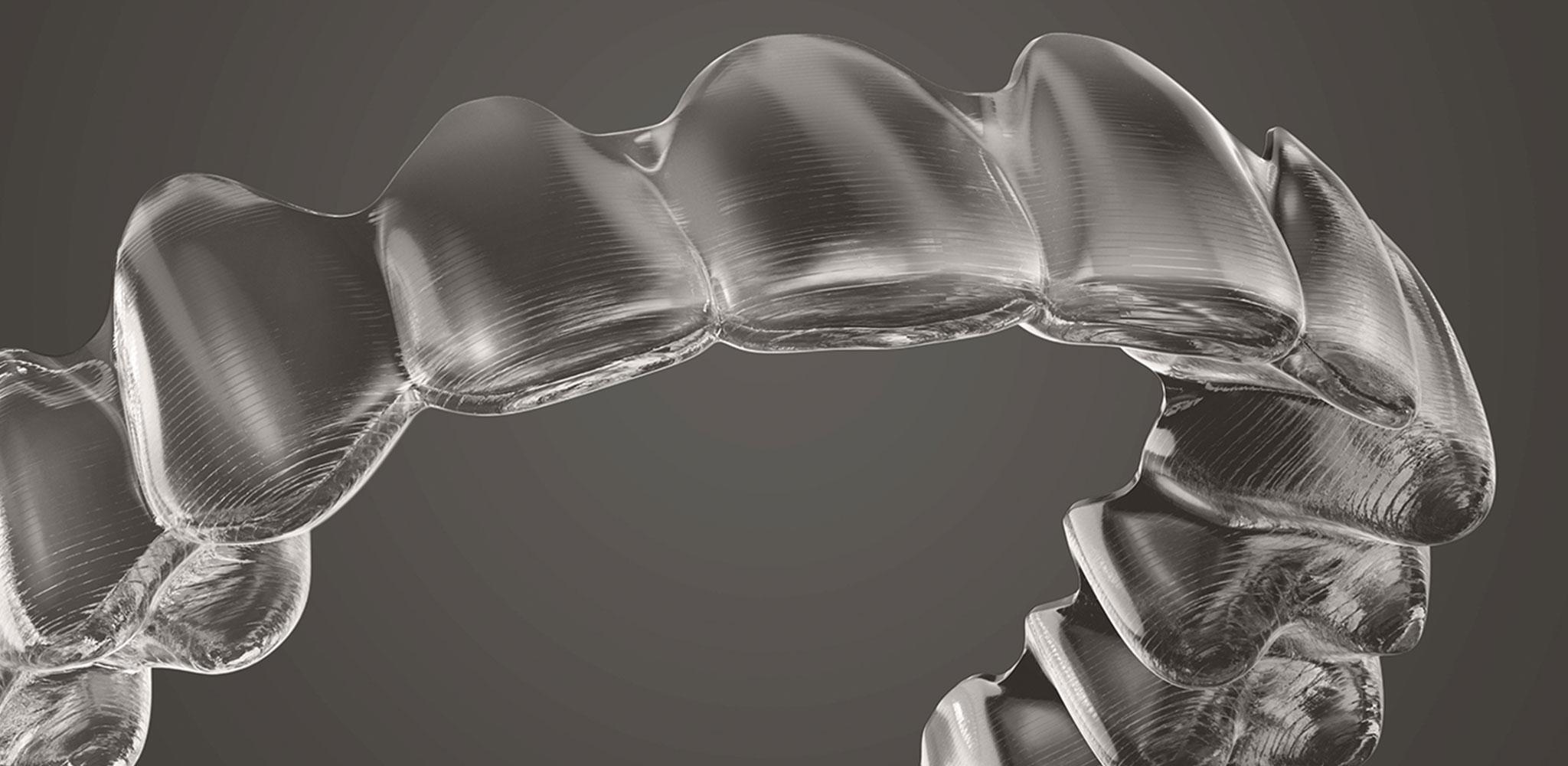 พบกับนวัตกรรมการจัดฟันแบบ clear aligner จัดฟันแบบใส invislign